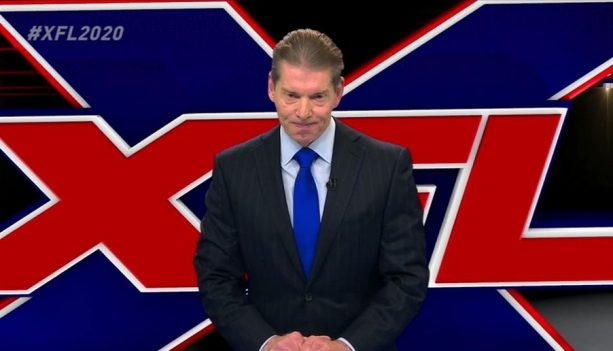 The XFL's Mission Statement in Rap Form