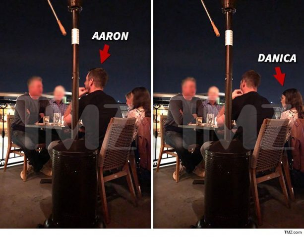 Aaron Rodgers Caught In Another Fake Relationship?