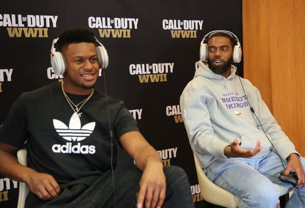 Call of Duty Livestream with Randy Moss & Juju Smith-Schuster