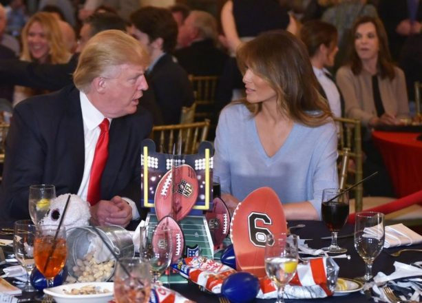 Trump Breaks with Tradition, Opts out of Pre-Super Bowl Interview