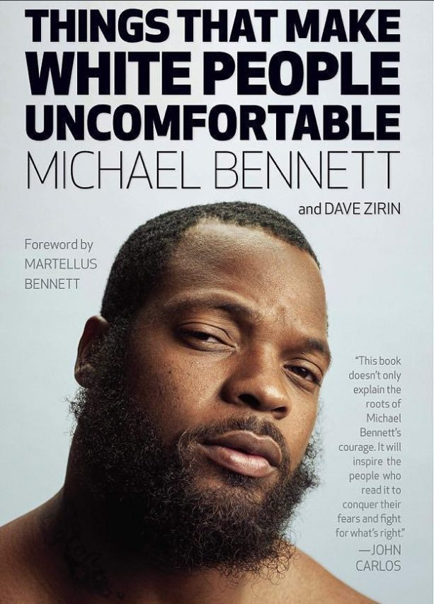 Michael Bennett Dropping Controversial New Book