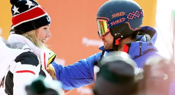 Mikaela Shiffrin's Boyfriend Apologizes After Being Sent Home From the Olympics