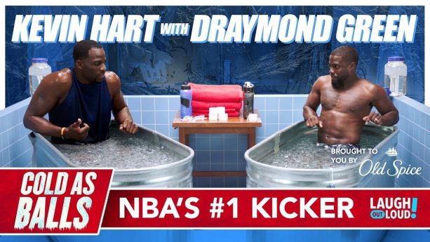 Kevin Hart + Draymond Green on Kevin Durant to Golden State | Cold as Balls