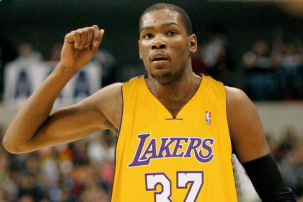 Insta-THOT Claims Kevin Durant Will Be A Laker Next Season