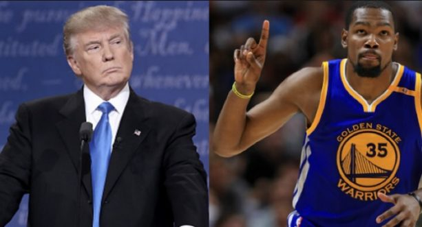 Kevin Durant on skipping White House Visit