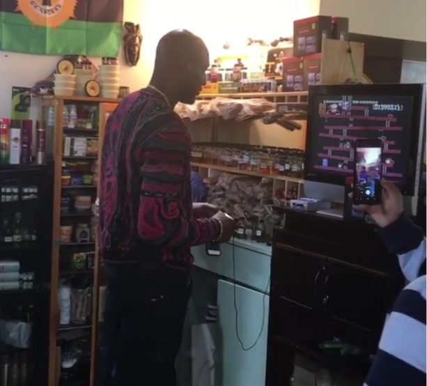 Lamar Odom Staying and Playing Fresh in South Philly