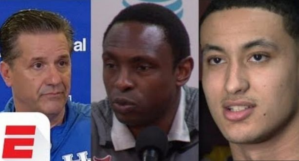 Coaches and Players React Compilation on FBI Investigation into College Basketball Scandal