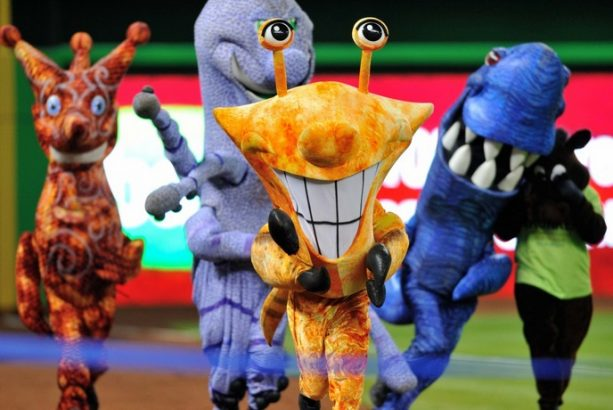 Marlins are Canceling its Mid-game Sea Creature Mascot Race