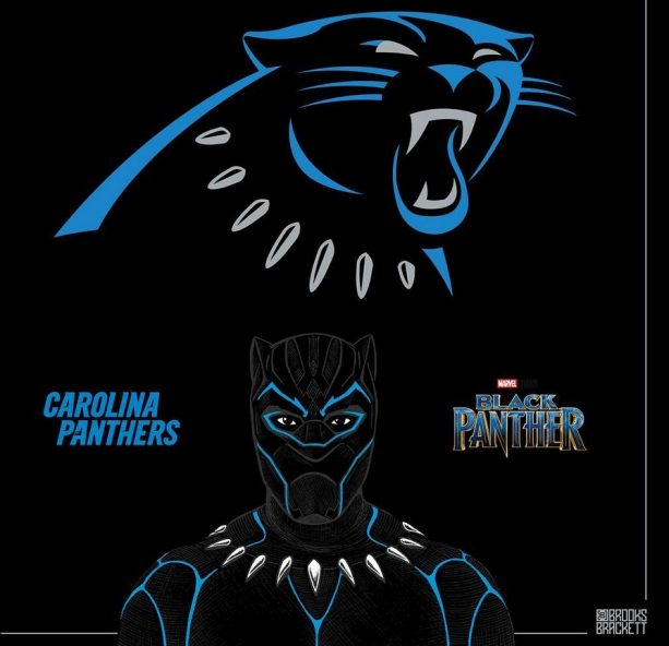 Cam Newton is the NFL's Black Panther