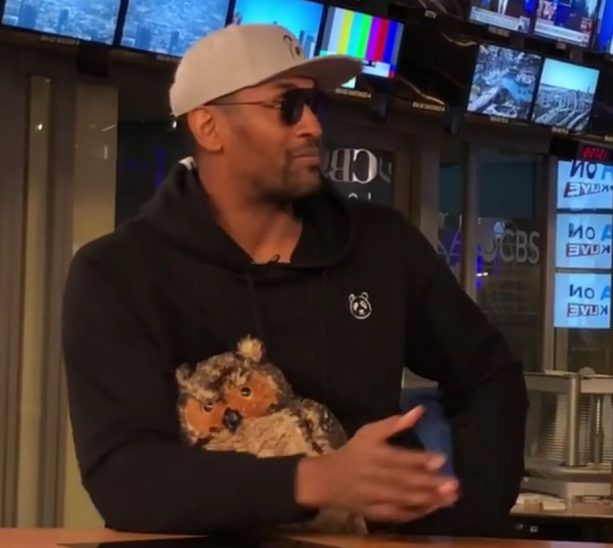 Metta World Peace Explains His Relationship with His Plushie Owl
