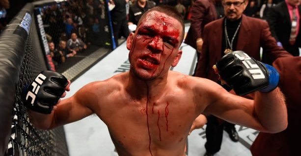 Nate Diaz Joins Conor McGregor and Floyd Mayweather's Social Media Beef