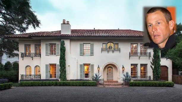 Got 7.5 Million To Buy Lance Armstrong's Austin Mansion?