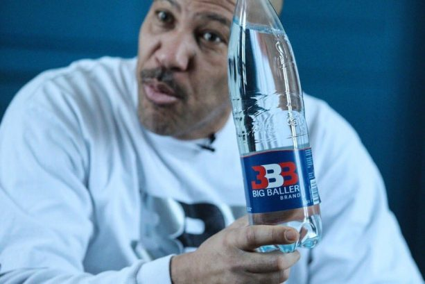 Video- Lavar Ball Shows Of His Big Baller Water