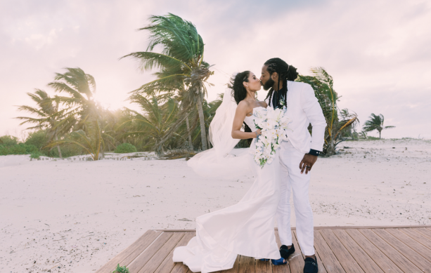 Richard Sherman's Wedding Pictures And Video Surface On The Gram