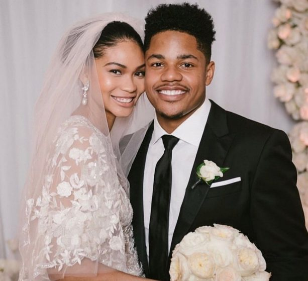 New York Giants Receiver Married A Super Model