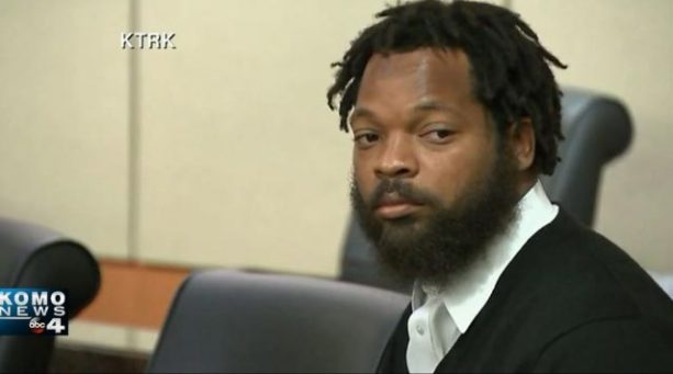 Michael Bennett Surrenders To Face Felony Charge