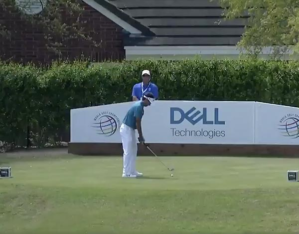 Watch Bubba Watson Hit An Iron 366 Yards At The WGC-Match Play (VIDEO)