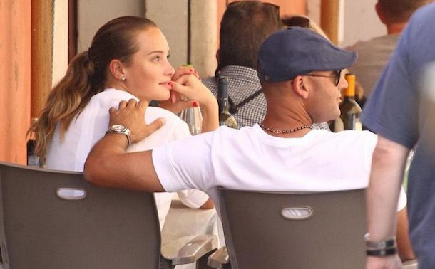 Derek Jeter and Model Wife Taking A Trial Separation?