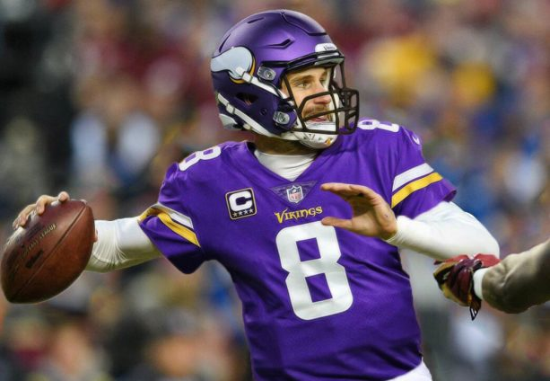Kirk Cousins To Sign With The Vikings