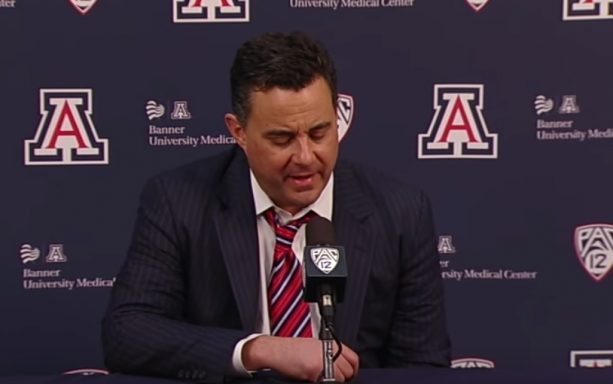 Sean Miller on 'very, very emotional' Standing Ovation from Arizona Basketball Fans