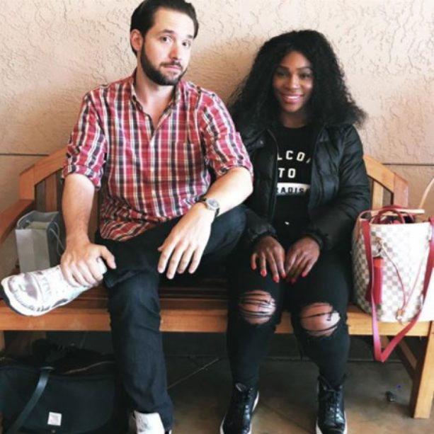 Serena Williams Explains Why She Married A White Man