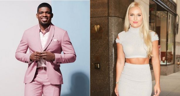 Lindsey Vonn & PK Subban Dating Since March