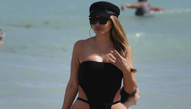 Scottie Pippen's Wife Larsa Shows Off Her New Body