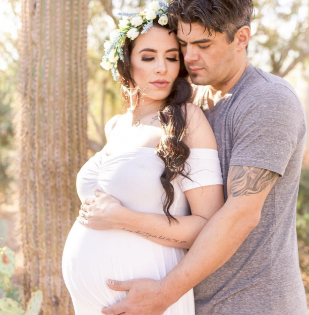Mark Rypien's Daughter Has Beautiful Baby Boy With Ex Hockey Player Fiance