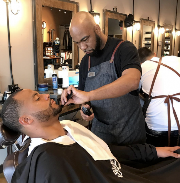 Dak Prescott Getting Cleaned Up For The Wedding