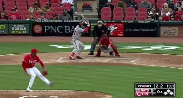 Bryce Harper Shuts Up Heckler (VIDEO)