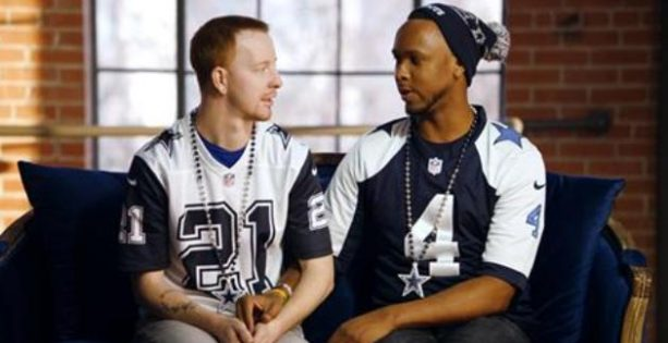 Gay Couple Featured On ESPN's 'We The Fans: Dallas'