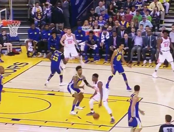 Phoenix Suns Danuel House Jr. Dunk Of The Year? (VIDEO)