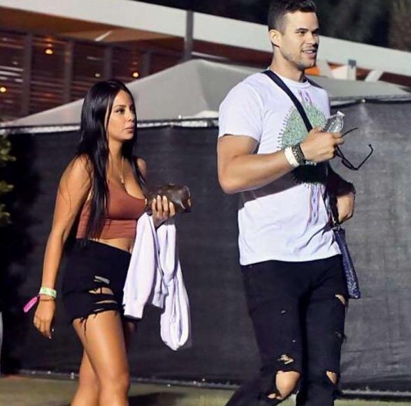 Kris Humphries Spotted With Bootleg Kardashian At Coachella
