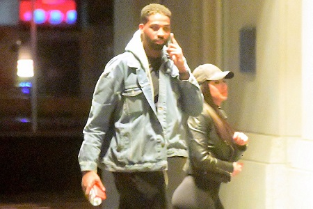 Now The Bottle Service Girl Tristan Thompson Smashed Out Is Preggers