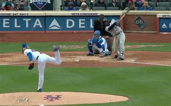 Noah Syndergaard's Absolutely Filthy Pitches (VIDEO)