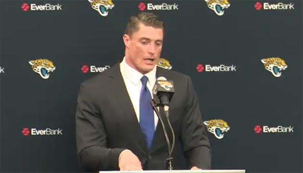 Jags Telvin Smith Dedicates Season To Retiring Paul Posluszny (VIDEO)