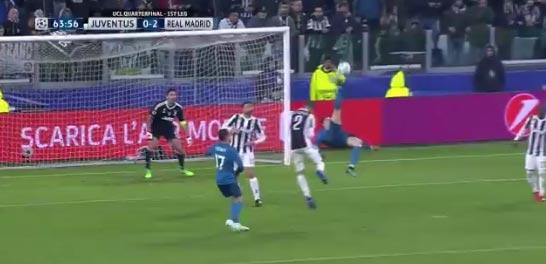 Cristiano Ronaldo Re-Created His Incredible Bicycle-Kick Goal