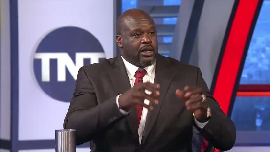 Shaq Showcases His Mathematical Prowess (VIDEO)