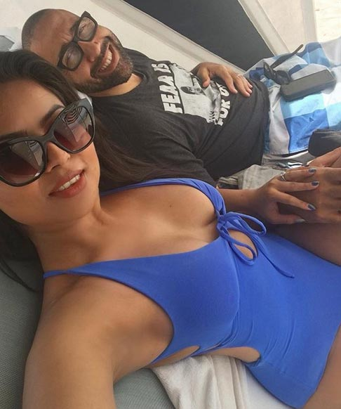 BREAKING: David Fizdale Has A Smoking Hot Wife