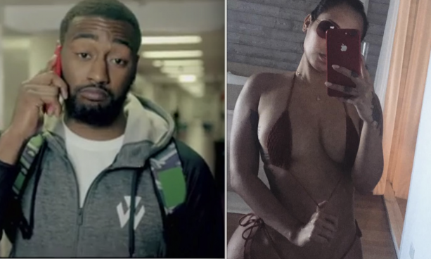 John Wall Messed Around & Caught A Stage 5 Clinger