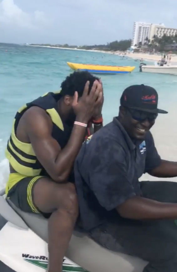 Joel Embiid Almost Drowned In The Bahamas