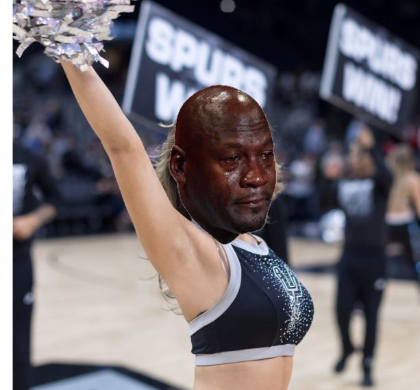 The San Antonio Spurs Have Done Away With Their Cheerleaders