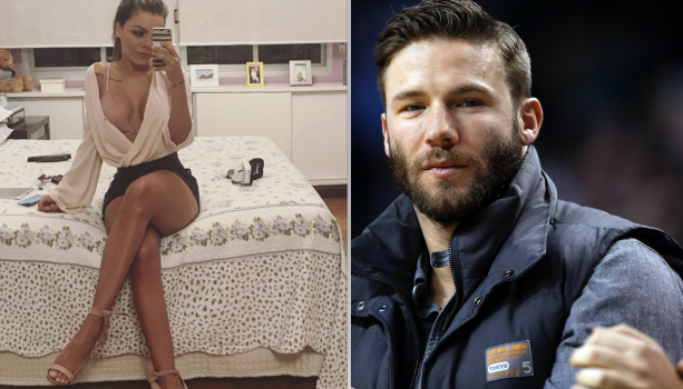 Jualian Edelman Spent Time With A Special Someone For His Birthday