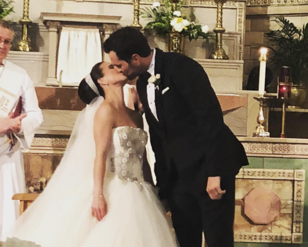Matt Leinart Ties The Knot With Actress Josie Loren