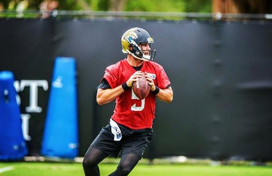 Blake Bortles Captures Guy Who Tried To Steal His Truck At Party