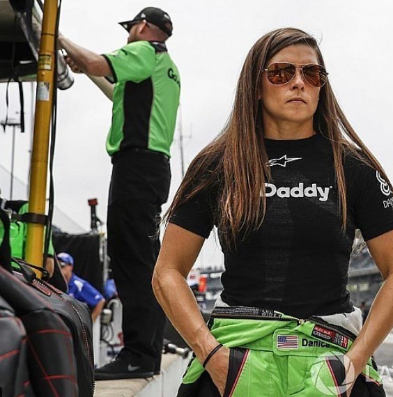 Danica Patrick Allegedly Shuns Special Needs Fan At Indy 500