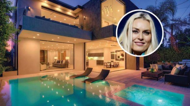 Take A Tour Inside Of Lindsey Vonn's Home in West Hollywood