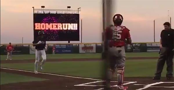 53-Year-Old Rafael Palmeiro Is Still Crushing The Baseball (VIDEO)