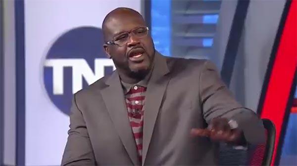 Barkley & Shaq Yelling At Each Other Over Dwayne Casey Benching DeMar DeRozan (VIDEO)