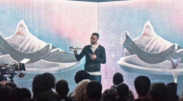 Steph Curry And Under Armour Using Apple's Technique To Unveil The Curry 5s